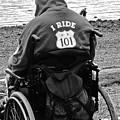 I Ride by Gwyn Newcombe