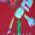 Icarus Falling by Charles Stuart
