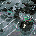 1. Ice Prismatics, Loch Tulla by Iain Duncan