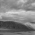 Iceland Mountains Panorama by Michael Ver Sprill