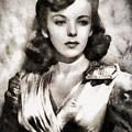 Ida Lupino, Vintage Actress by John Springfield
