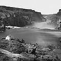 Idaho: Snake River Canyon by Granger