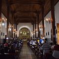 Iglesia Nuestra Senora De La Asuncion Ahuachapan by Totto Ponce