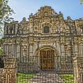 Iglesia San Jose El Viejo - Antigua Guatemala Hdr by Totto Ponce