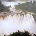 Iguazu Falls by Ted Pollard