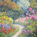 In Monets Footsteps by Bunny Oliver