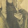 Incense by Fernand Khnopff