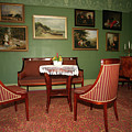 Interior From Palmse Manor House by Aivar Mikko