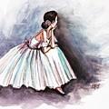 Daydreaming by Elizabeth Robinette Tyndall