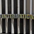 International Semi Truck Emblem by Nick Gray