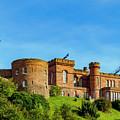 Inverness Castle, Scotland by Karol Kozlowski