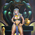 Isis And Osiris by Patrick Anthony Pierson