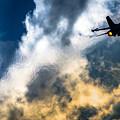 Israel Air Force F-16a Netz by Nir Ben-Yosef
