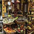 Italian Delicatessen Or Macelleria by Jeremy Woodhouse