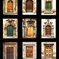 Italian Doors by Enrico Della Pietra