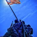 Iwo Jima Memorial by Vito Palmisano