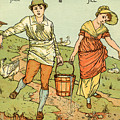 Jack And Jill by Walter Crane