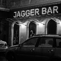 Jagger Bar In Ufa Russia by John Williams