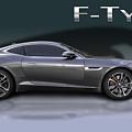Jaguar F Type by Matt Malloy