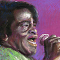 Jazz. James Brown. by Yuriy Shevchuk