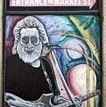 Jerry Garcia - San Francisco by Mountain Dreams