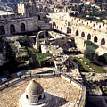 Jerusalem From The Tower Of David Museum by Thomas R Fletcher