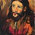 Jesus by Alejandro Lopez-Tasso