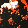 Jim Morrison by Grant Van Driest