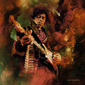 Jimi Hendrix 01 by Gull G