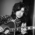 Jimmy Page 1970 by Chris Walter