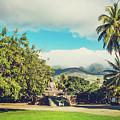 Jodo Shu Mission Lahaina Maui Hawaii by Sharon Mau