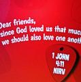 1 John Bible Verse by Cynthia Guinn