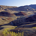 John Day Fossil Beds  by Jim Corwin