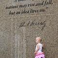 John F. Kennedy Memorial by Venus