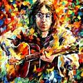 John Lennon by Leonid Afremov