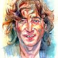 John Lennon Portrait by Suzann's Art