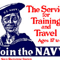 Join The Navy - The service for training and travel by War Is Hell Store