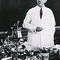 Jonas E. Salk 1914-1995, American by Everett