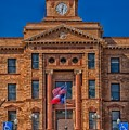 Jones County Courthouse by Mountain Dreams