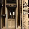 Jonesborough Tennessee - Main Street by Frank Romeo