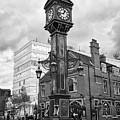 joseph chamberlain memorial clock in warstone lane jewellery quarter Birmingham UK by Joe Fox
