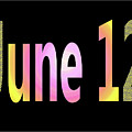 June 12 by Day Williams