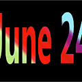 June 24 by Day Williams