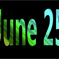 June 25 by Day Williams