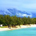 Kailua Beach Hawaii by Kevin Smith