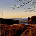 Kanasatka Lake by Elizabeth Tillar