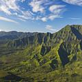 Kauai Aerial by Dana Edmunds - Printscapes