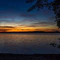 Kejimkujik Sunset by Mark Llewellyn