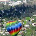 Kelowna Ballooning 1 by Randall Weidner