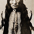 Kicking Bear Indian Chief by Gary Wonning